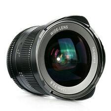 7artisans 12mm F2.8 Wide Angle Portrait Lens for Canon EF-M EOS-M M3 M5 M6 M100