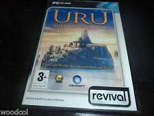 URU: AGES BEYOND MYST gioco PC