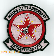 STRKFITRON 127 PATCH US NAVY Desert-Bogies PIN UP PACIFIC FLEET ADVERSARY GIFT