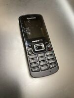 Kyocera Presto S1350 - Black (MetroPCS) Pre-Paid Cellular Phone