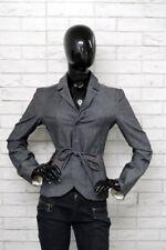 Giacca Jeans DIESEL Donna Taglia S Giubbino Jacket Woman Denim Slim Fit