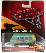 Disney Pixar Cars 3 Fillmore der Öko Hippie Radiator Springs Classics NEU & OVP