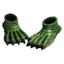Creature From The Black Lagoon Feet Costume Accessory Adult Monsters Halloween