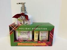Hempz Holiday Sweet Peppermint Sugar Plum Lotion, Travel Lotion & Lip Balm