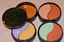 4x Jerome Alexander nobody's Perfect Concealer color Corrector for face 1 stack
