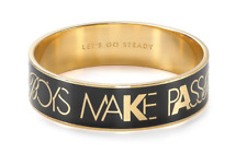 Glasses Bangle Bracelet 0598 Kate Spade Boys Make Passes