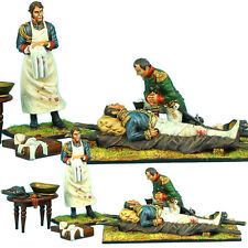 NAP0389 Napoleon, Marshal Lannes, Surgeon Larrey, & Accessorie by First Legion