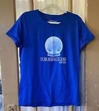 Nwot Loot Crate Edward Scissorhands Women's Blue Tshirt Size 2X Suburban Legend