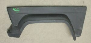 62-83 Jeep Cherokee J-10 SHOWCARS Fiberglass Left Front Fender with Flare