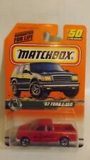 1998 Matchbox '97 Ford F-150 Pickup # 50 of 75 Vehicles Rough 'N Tough Series
