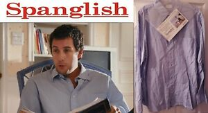 SPANGLISH - Adam Sandler Movie Worn Wardrobe L.S. Dress Shirt with Studio COA