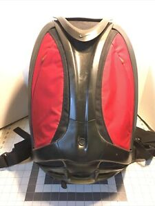 Nike Epic Hard Shell Backpack Bag Motorcycle Red
