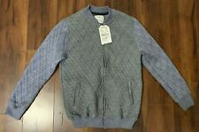 Zara Boy Jacket Blue Size 9-10
