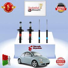 KIT 4 AMMORTIZZATORI ANT + POST VW NEW BEETLE 1.9 TDI 74KW 101CV DA 2002 -> A127