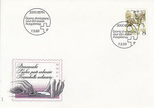 Schweiz  FDC Ersttagsbrief 1989 Postbeförderung Mi.Nr.1390