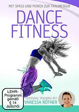 DVD Dance Fitness Personal Training mit Vanessa Röther