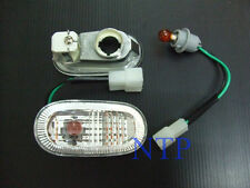 Mitsubishi CC/CE Lancer Altezza Clear Indicator Flasher fender turn signal light