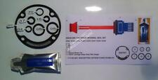 AQUALISA THERMOSTATIC CARTRIDGE SERVICE PACK, INTERNAL SEAL SET. 022801, 2, 3, +