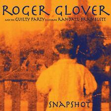 ROGER GLOVER - SNAPSHOT - CD Sgillato