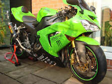 Zx10r Crash Protection In Other Motorcycle Parts Ebay