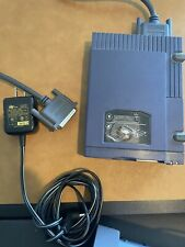 Iomega Z100S2 100MB External SCSI Zip Drive w/ Adapter & Parallel Cable PC/Mac