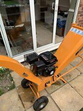More details for lts uk professional chipper / shredder 196cc 6.5hp air cooled 4 stroke engine