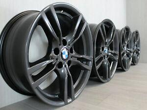 """Refurbished 18"""" BMW 3-series F30 F31 4-series F32 F33 Staggered 400M wheels"""