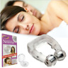 ANTI SNORE Nose clip Stop Snoring Sleep Aid Snore Free Night Magnet