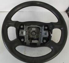 00 2000 01 02 AUDI A8 LEATHER STEERING WHEEL - INTERIOR COLOR CODE N5D/WF