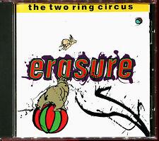 ERASURE - THE TWO RING CIRCUS - REMIXES CD ALBUM [1844]