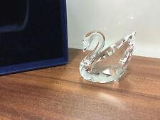 SWAROVSKI FIGUR Schwan 4 cm mit Ovp und Zertifikat ! Top Zustand