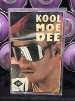 Kool Moe Dee Selftitled Cassette Tape 1986/87 Old School Rap Hip Hop Boom Bap