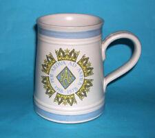 Denby -Decorative RAF Benevolent Fund Diamond Jubilee (1918 - 1978) Mug /Tankard