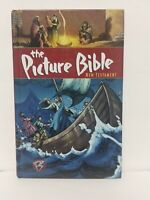 The Picture Bible New Testament By David C Cook Hardcover Homeschool Church Libr