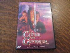 dvd le coeur du guerrier un film de daniel monzon avec fernando ramallo, deus as