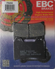 EBC Organic OE Quality Replacement Brake Pads / One Pair (FA244)