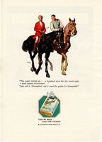 1928 ORIGINAL VINTAGE CHESTERFIELD CIGARETTE MAGAZINE AD