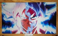 USA Seller Yugioh CARDFIGHT Playmat Dragon Ball Super Ultra Instinct Goku  #678