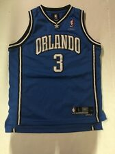 STEVE FRANCIS #3 ORLANDO MAGIC REEBOK SEWN JERSEY SIZE YOUTH Large (L) (14-16)