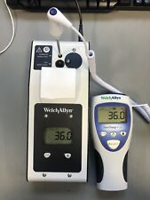 **CALIBRATION KEY TESTED** Welch Allyn SureTemp Plus 692 Medical Thermometer