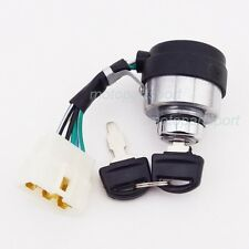 6 wire On Off Ignition Key Switch For 5KW 6KW 7KW Chinese Generator 188F 190F