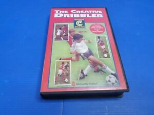 The Creative Dribbler - VHS - Aussie Seller - Free Postage