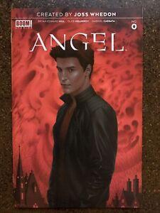 Angel Comic # 0 Cover A