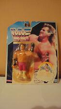 "BRUTUS BEEFCAKE ""EL BARBERO"". WWF. BLISTER. HASBRO. 1990"