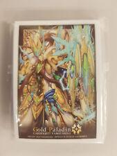 Cardfight!! Vanguard Gold Paladin PROMO Card Sleeves Bushiroad