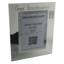Great Granddaughter Gift Picture Photo Frame: Portrait