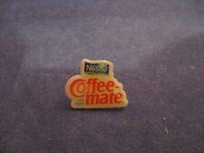 Nestle Coffee-mate Coffee Creamer Retro Collector's Pin Button Pinback