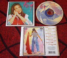 Dance Pop FEY ** Same ** 1995 1st USA PRESS CD Thalia PAULINA RUBIO YURI JEANS
