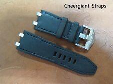 Audemars Piguet Royal Oak Offshore Diver leather strap watch band 愛彼錶皇家橡樹潛水錶牛皮錶帶