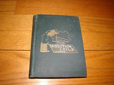 INDUCTION COILS MAKE USE REPAIR H.S. NORRIE 2ND EDITION 1901 HC